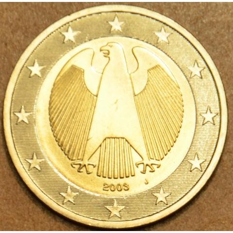 "2 Euro Germany ""J"" 2003 (UNC)"