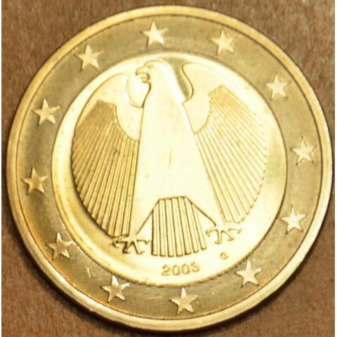 "2 Euro Germany ""G"" 2003 (UNC)"