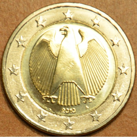 "2 Euro Germany ""A"" 2010 (UNC)"
