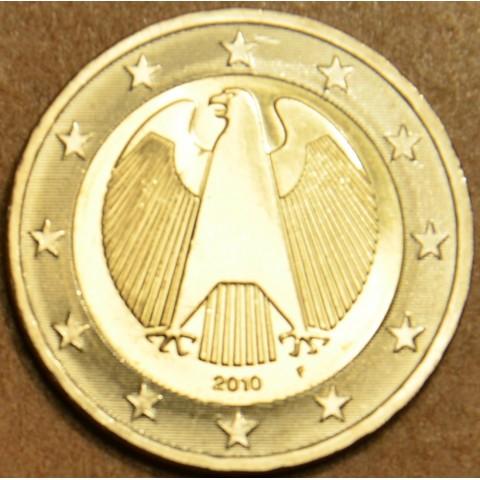 "2 Euro Germany ""F"" 2010 (UNC)"