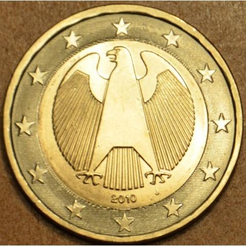 "2 Euro Germany ""J"" 2010 (UNC)"