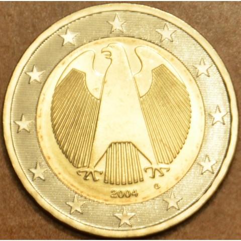 "2 Euro Germany ""G"" 2004 (UNC)"