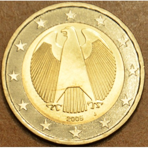 "2 Euro Germany ""J"" 2005 (UNC)"