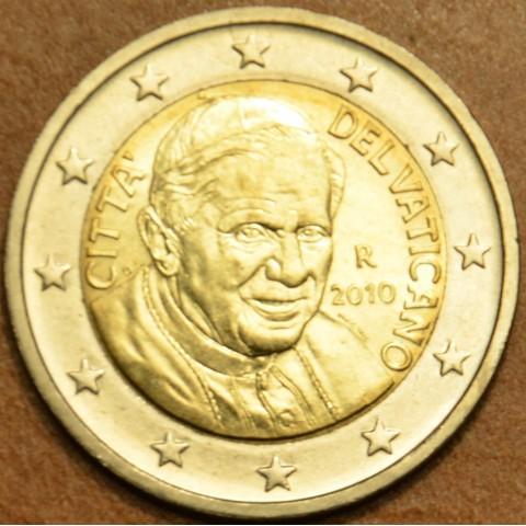 2 Euro Vatican 2010 (BU)