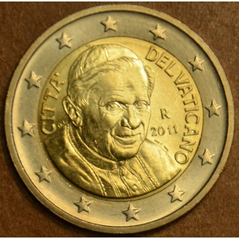 2 Euro Vatican 2011 (BU)