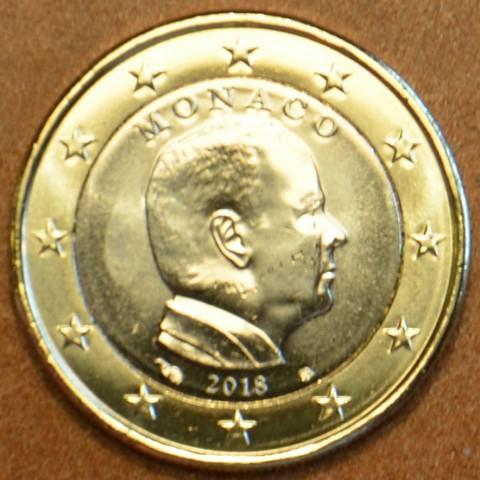 1 Euro Monaco 2018 (UNC)