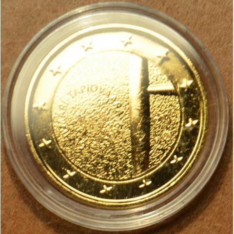 2 Euro Finland 2014 - 100th Anniversary of Ilmari Tapiovaara (gilded UNC)