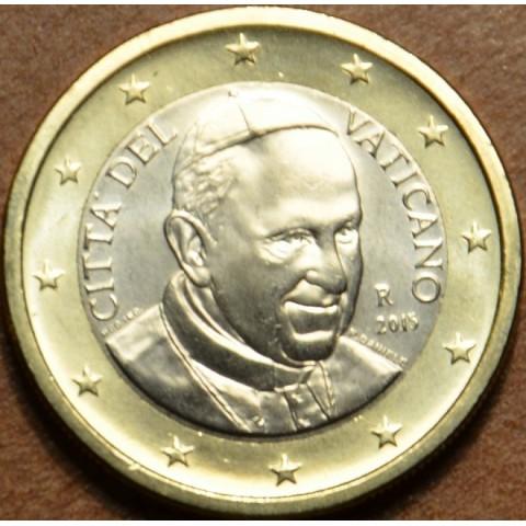 1 Euro Vatikán 2015 (BU)