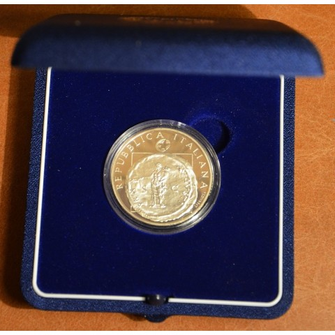 10 Euro Italy 2005 - Peace and freedom (Proof)