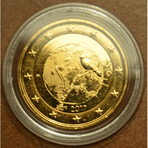 2 Euro Finland 2017 - Finnish nature (gilded UNC)
