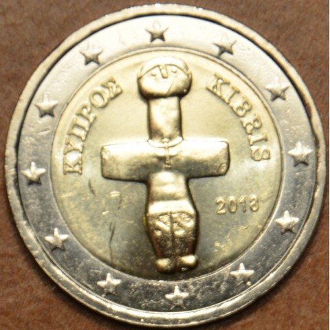 2 Euro Cyprus 2018 (UNC)