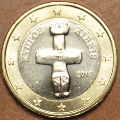 1 Euro Cyprus 2018 (UNC)
