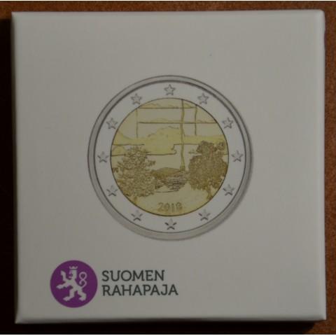 2 Euro Finland 2018 - Finnish sauna culture (Proof)