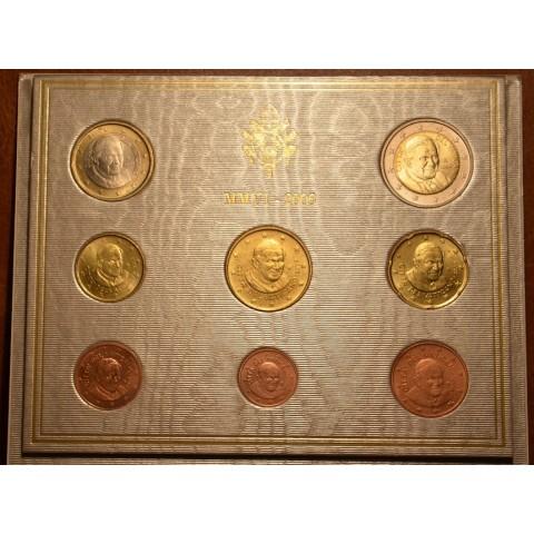 Sada 8 euromincí Vatikan 2006  (BU)