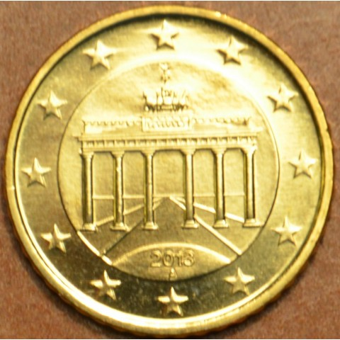 "50 cent Germany ""A"" 2013 (UNC)"