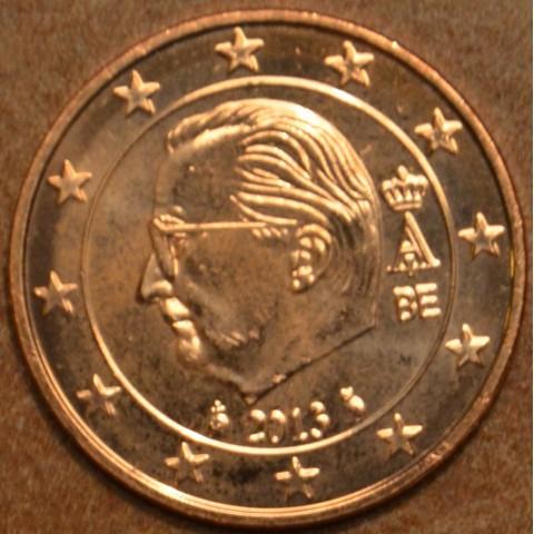 2 cent Belgium 2013 (UNC)