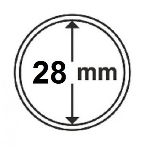 Leuchtturm capsula 28 mm