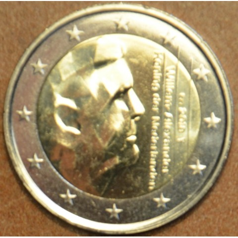 2 Euro Holandsko 2018 (UNC)