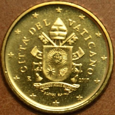 50 cent Vatican 2017 (UNC)