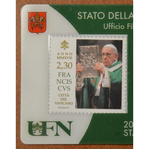 Vatikán 2017 známka