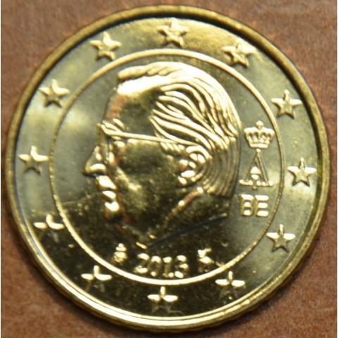 10 cent Belgicko 2013 (UNC)