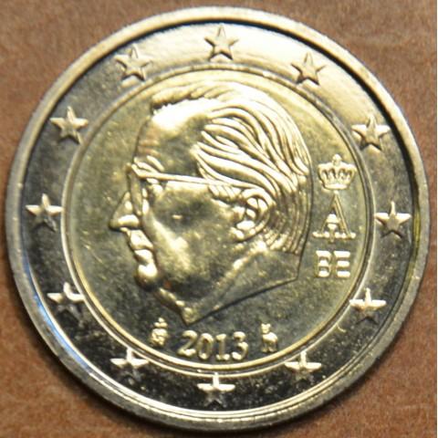 2 Euro Belgicko 2013 - Albert II.  (UNC)