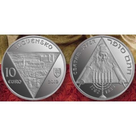 10 Euro Slovakia 2012 - Chatam Sofer (BU)