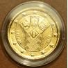 2 Euro Lotyšsko 2018 - 100 rokov nezávislosti pobaltských krajín (pozlátená UNC)