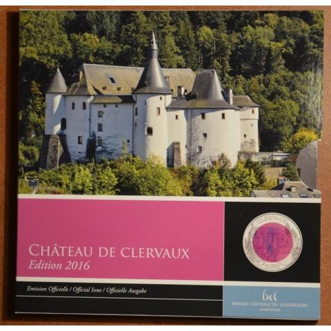5 Euro Luxembursko 2016 - Clervaux (Proof)