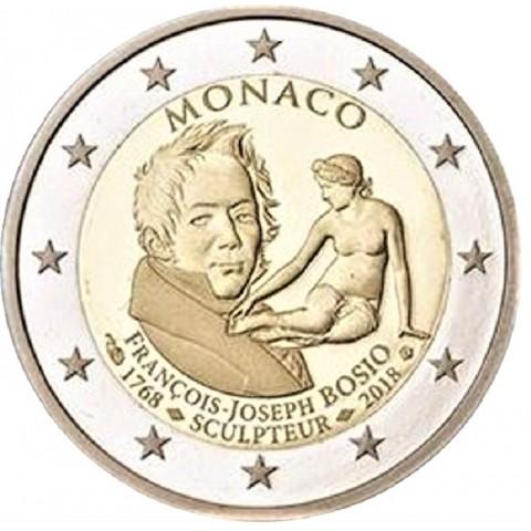 2 Euro Monaco 2018 - François-Joseph Bosio (Proof)