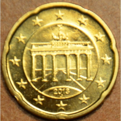 "20 cent Germany ""J"" 2013 (UNC)"