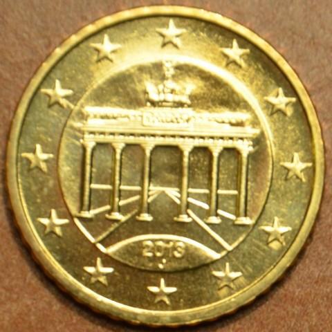 "50 cent Germany ""J"" 2013 (UNC)"