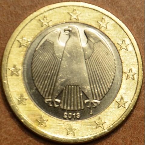 "1 Euro Germany ""J"" 2013 (UNC)"