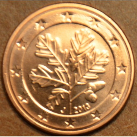 "2 cent Germany ""J"" 2013 (UNC)"