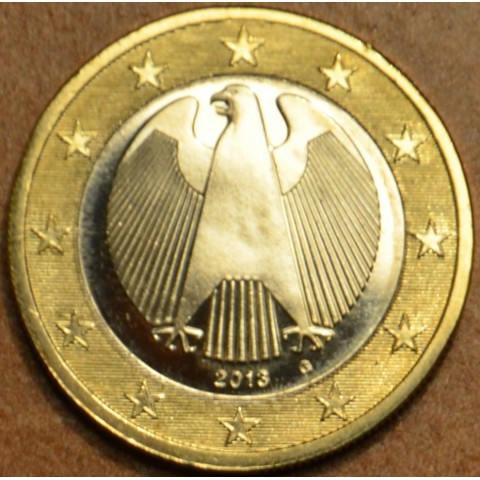 "1 Euro Germany ""G"" 2013 (UNC)"