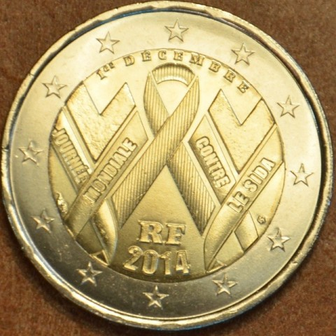 2 Euro France 2014 - World AIDS Day (UNC)