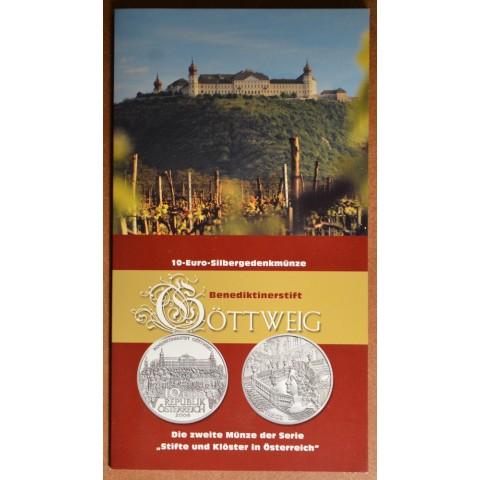 10 Euro Austria 2006 - Göttweig (BU)