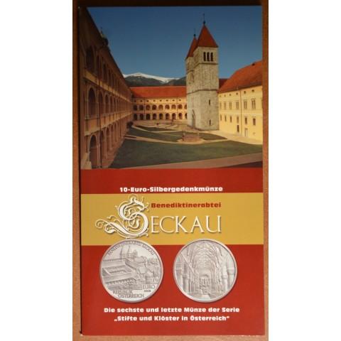 10 Euro Austria 2008 - Seckau (BU)