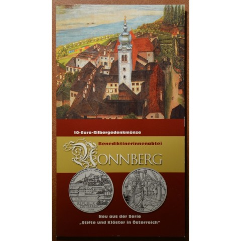 10 Euro Austria 2006 - Nonnberg (BU)