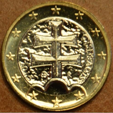 1 Euro Slovakia 2015 (UNC)