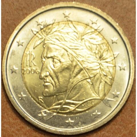 2 Euro Italy 2006 (UNC)