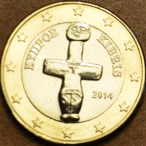 1 Euro Cyprus 2014 (UNC)