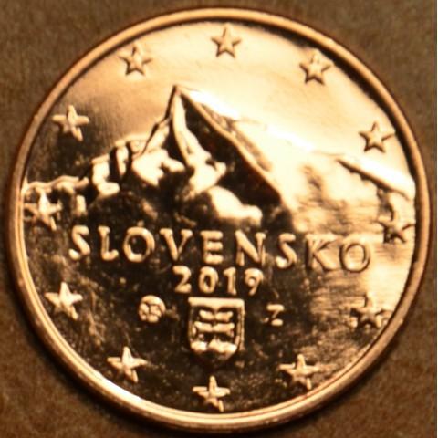 1 cent Slovakia 2019 (UNC)