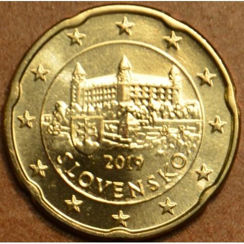 20 cent Slovakia 2019 (UNC)