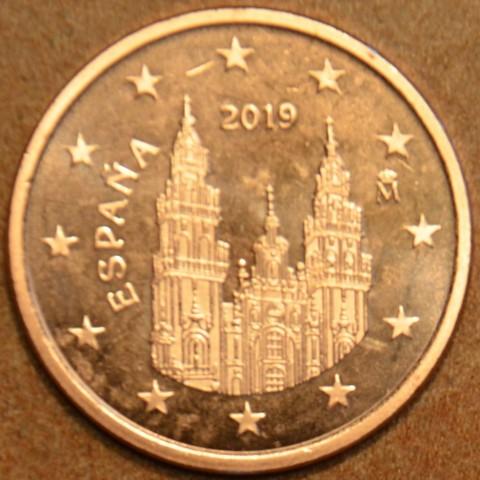 1 cent Spain 2019 (UNC)