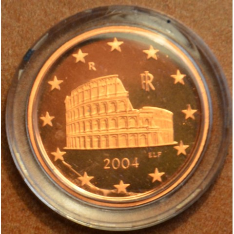 5 cent Italy 2004 (Proof)
