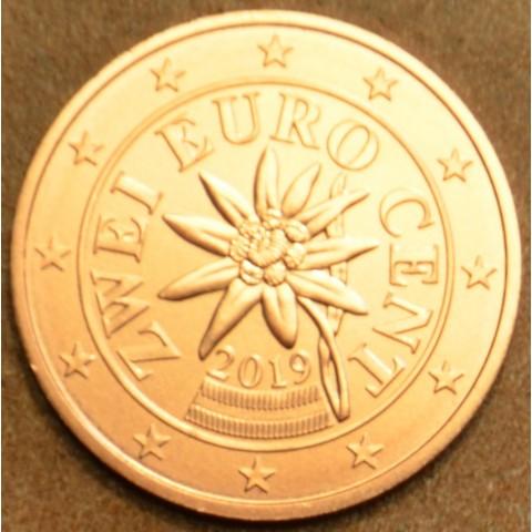 2 cent Austria 2019 (UNC)