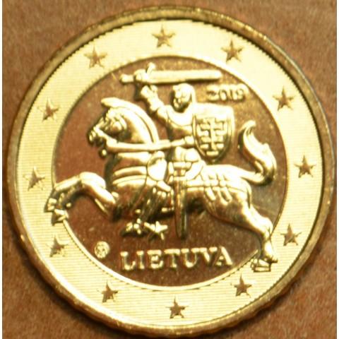 50 cent Lithuania 2019 (UNC)