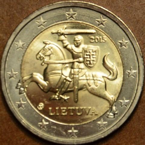 2 Euro Lithuania 2015 (UNC)