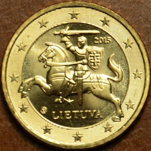 50 cent Lithuania 2015 (UNC)